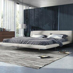 Clitheroe Upholstered Platform Bed