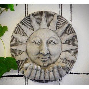 Exceptional Sun Hand Garden Wall Décor