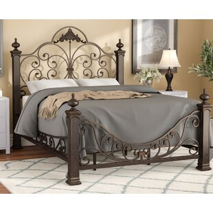 Leavitt Panel Bed by Alcott Hill Best #1