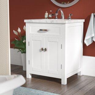 """Quickview. Latham 24"""" Single Bathroom Vanity Set"""