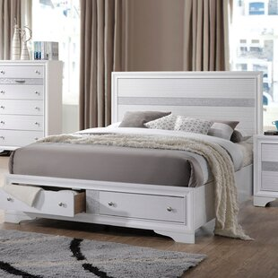 Cecelia Storage Platform Bed
