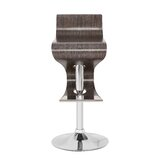 Glen Arbor Adjustable Height Swivel Bar Stool by Orren Ellis