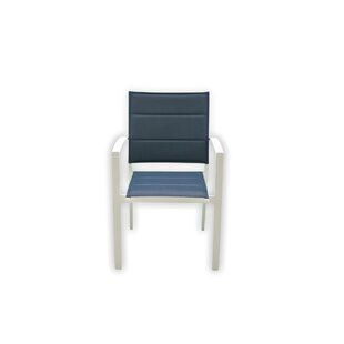 Patrica Stacking Patio Dining Chair (Set of 4)