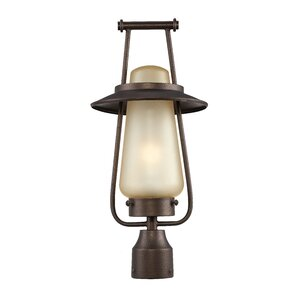 Outdoor 1-Light Lantern Head