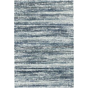 Kristine Blue/Grey Rug by Metro Lane