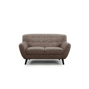 Darwin Loveseat by Noble House