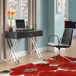 Coretta Glass Desk