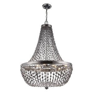 Elkins 9-Light Empire Chandelier
