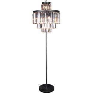 Art Deco 170cm Floor Lamp