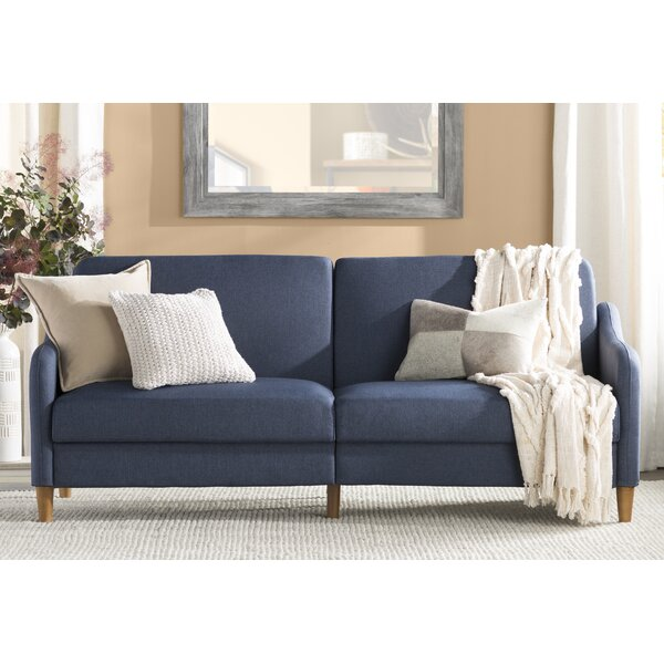 A Couch Bed Small Scale Sleeper Sofa | Wayfair