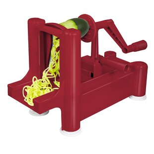 Vegetable and Fruit Slice-A-Rod Spiralizer