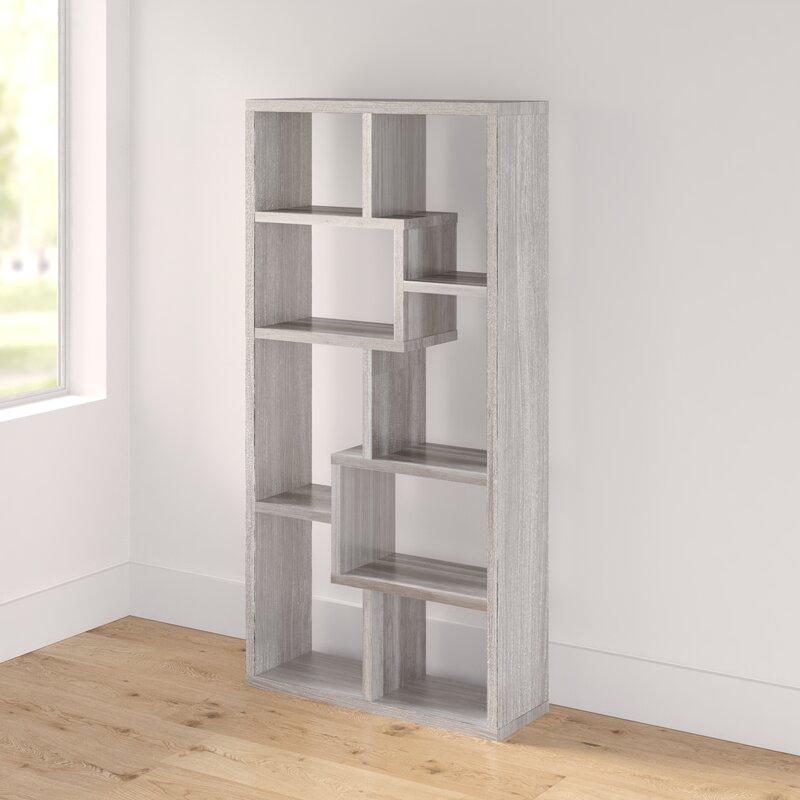 Corrigan Studio Flavius Geometric Bookcase