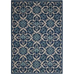 blue rugs you'll love | wayfair