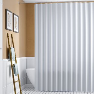 Frost Single Shower Curtain By Symple Stuff