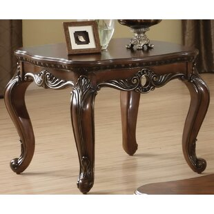 Mccarthy End Table by Astoria Grand