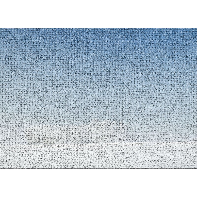 East Urban Home Winter Feeling Blue Area Rug