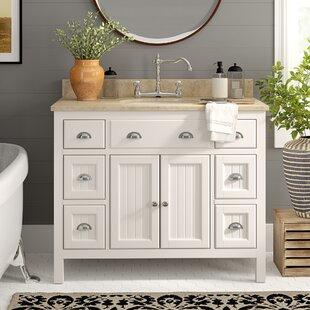 Price Check Adella 42 Single Bathroom Vanity Set ByBirch Lane™