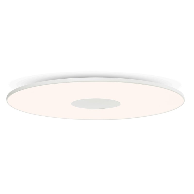 Circa 1 Light Led Flush Mount Reviews Allmodern