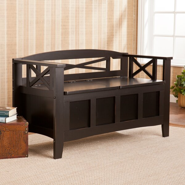 Wildon Home 174 Cooper Storage Bench Amp Reviews Wayfair