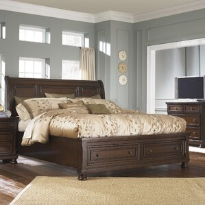 Hanley Platform Bed by Astoria Grand
