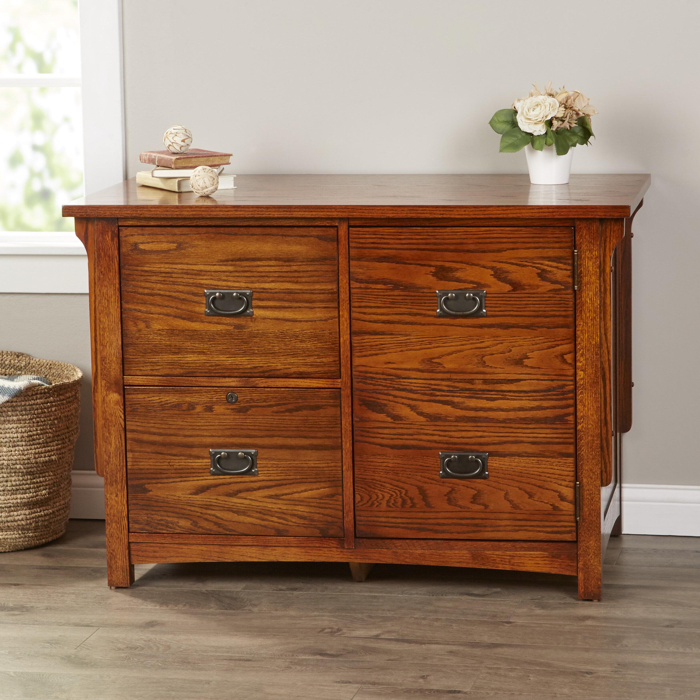 Birch Lane Heritage Limon 2 Drawer Lateral Filing Cabinet Reviews Wayfair