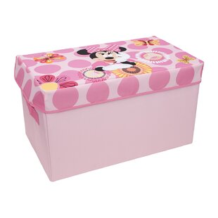 Best Price Disney Minnie Mouse Collapsible Toy Box ByEverything Mary