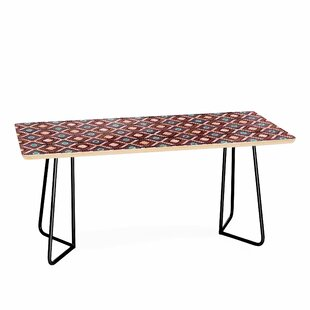 Merri Diamond Dusty Coffee Table by East Urban Home