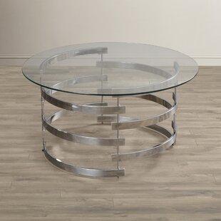 Buy clear Telly Coffee Table ByOrren Ellis