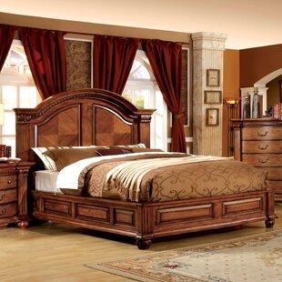 Gwinnett Panel Bed