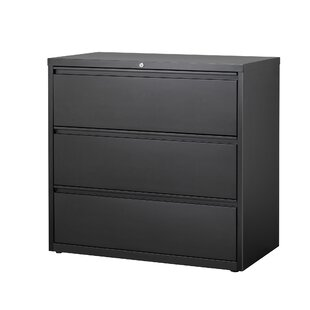 Harietta 3 Drawer Lateral Filing Cabinet by Comm Office