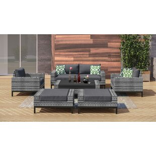 Jacobs 7 Piece Sectional Seating Group