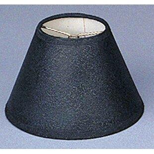 6 Metal Empire Lamp Shade