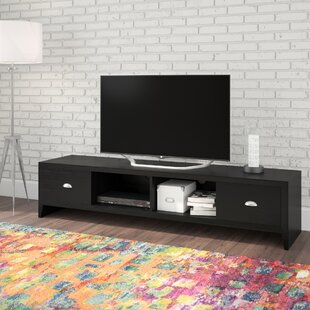 Comparison Kerry TV Stand for TVs up to 70 by Latitude Run Reviews (2019) & Buyer's Guide