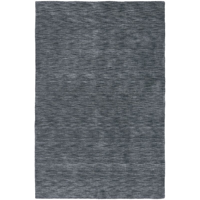 Red Barrel Studio Mccabe Hand Woven Wool Gray Area Rug Reviews Wayfair