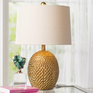 Emerita Pinecone 24 Table Lamp