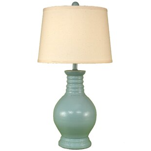 Casual Living Round Pot 26.5 Table Lamp