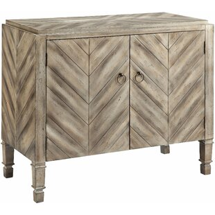 Caleb 2 Door Accent Cabinet by Stein World