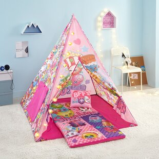 Shopkins Girls Play Tent by Idea Nuova