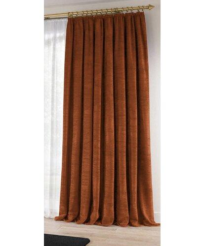 Vorhang Wart mit Kräuselband (1 Stück)  blickdicht | Heimtextilien > Gardinen und Vorhänge | Terra | Wirth