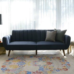 Order Novogratz Brittany Convertible Sofa by Novogratz Reviews (2019) & Buyer's Guide
