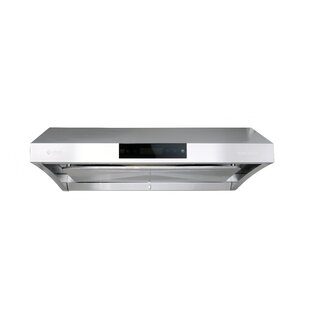 30 950 CFM Ducted Under Cabinet Range Hood by Chef