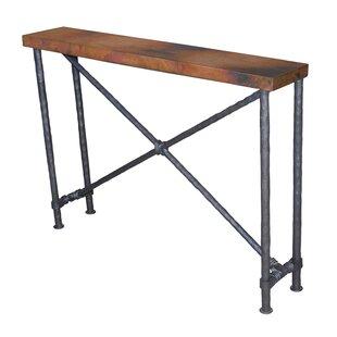 Del Console Table by Bloomsbury Market