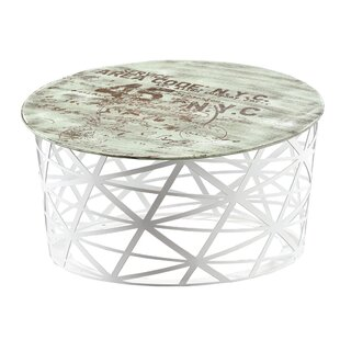 Braden Hexa Vintage Coffee Table