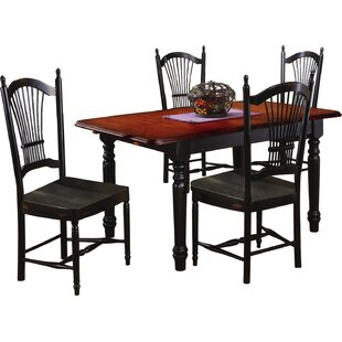 Lozano 5 Piece Extendable Dining Set