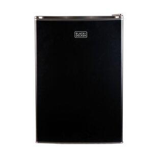 2.5 cu. ft. Compact Refrigerator with Freezer