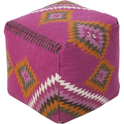 Aahana Pouf by Bungalow Rose