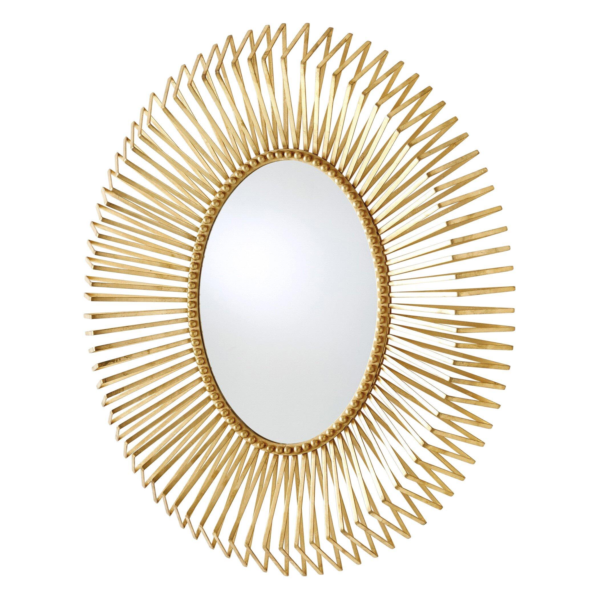 Global Views Andrea's Glam Accent Mirror   Perigold