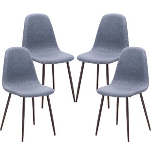 Capasso Upholstered Dining Chair (Set of 4)