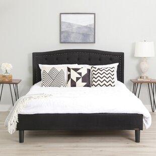 Finch Upholstered Platform Bed