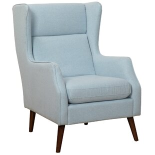 Cendejas Wingback Chair by Latitude Run